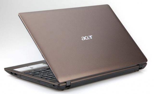 Обзор ноутбука: Aspire 5742G-384G50Mncc