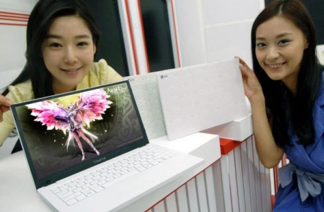 Xnote P210  - новый аппетитный ноутбук от LG.