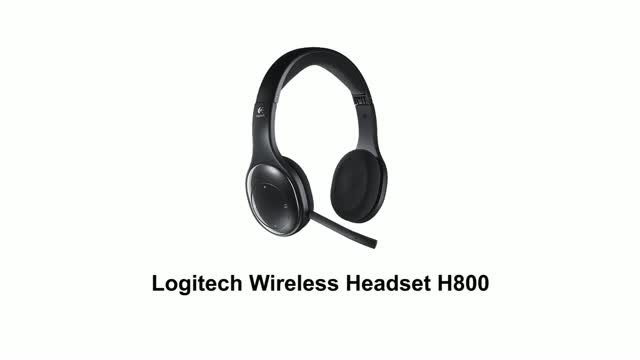 Гарнитура Logitech H800 Wireless Headset