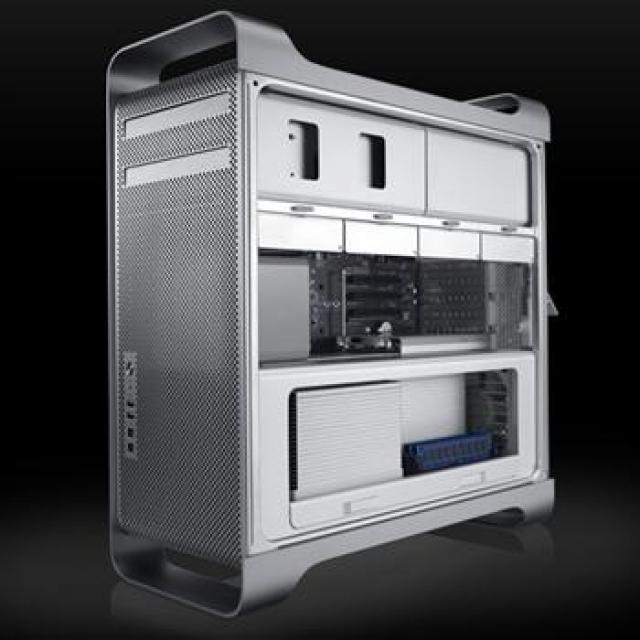 Mac Pro с новым процессором Intel.
