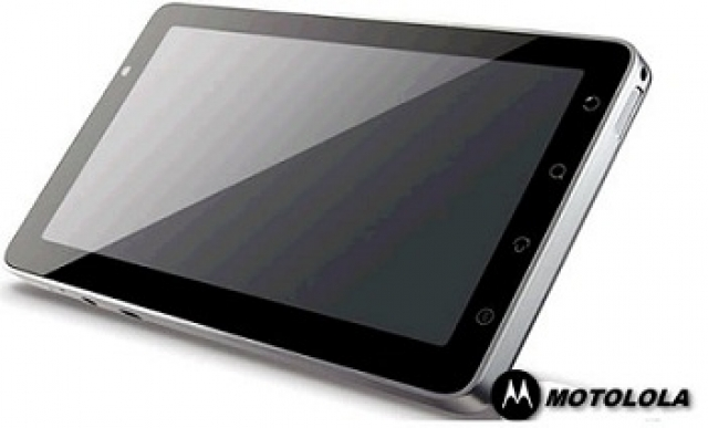Motorola, планшет и Google Maps