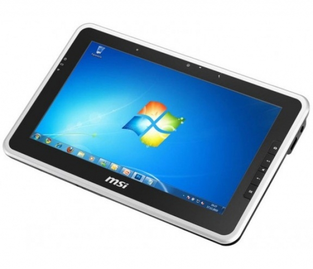MSI WindPad 100W в продаже с февраля