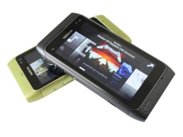 """Nokia N8 - """"обсуждаемый"""""""