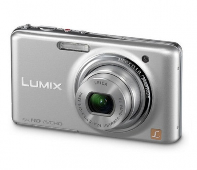Новая фотокамера Lumix DMC-FX78 от Panasonic