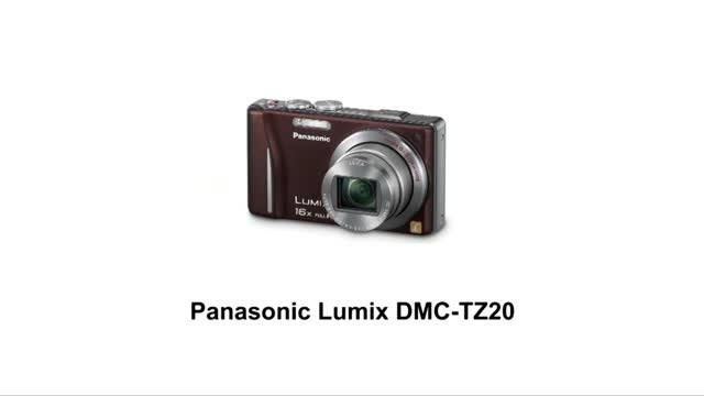 Цифр. фотокамера Panasonic LUMIX DMC-TZ20