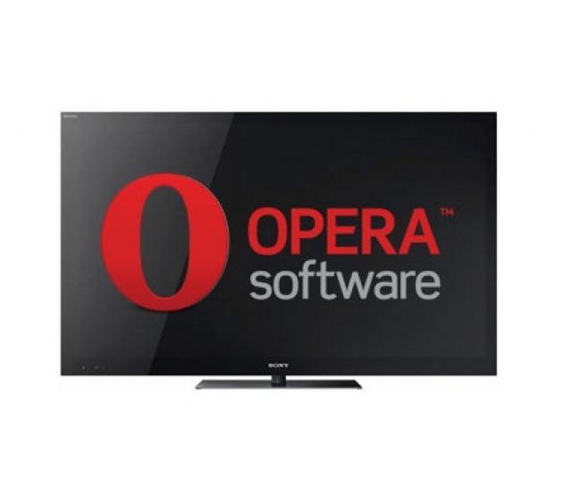 Sony будет использовать браузер Opera
