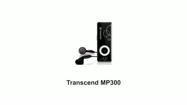 Transcend MP300