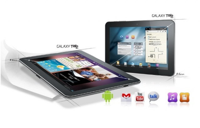 CTIA Wireless 2011: Samsung Galaxy Tab
