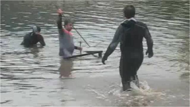 Бег по воде
