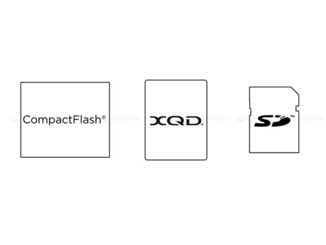 XQD - новый формат карт флэш-памяти.