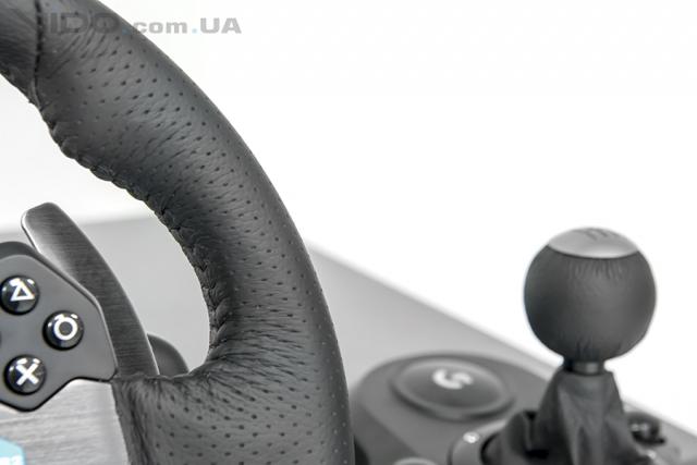 Обзор игрового руля Logitech G29 Driving Force: почувствуй себя гонщиком