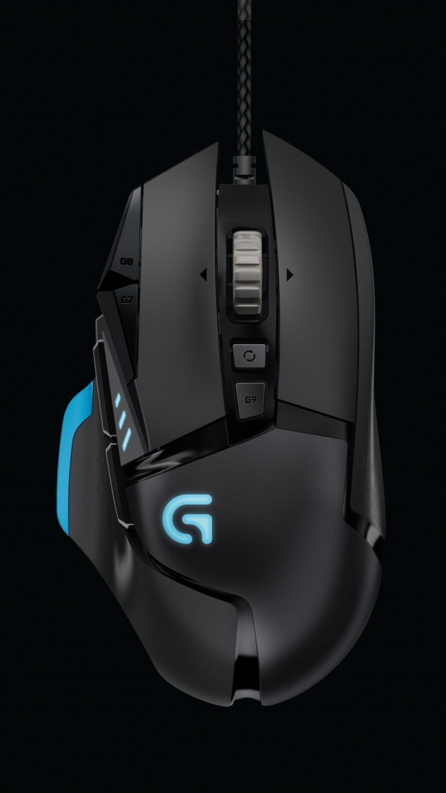 Сверхточная проводная игровая мышь Logitech G502 Proteus Core
