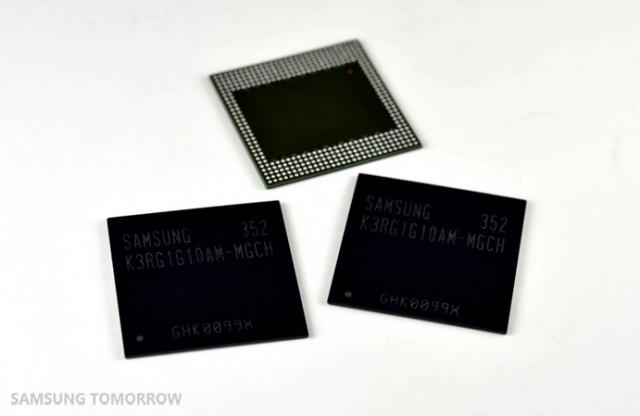 Samsung Galaxy S5 получит 4 ГБ оперативной памяти