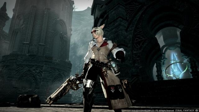 Расширение Final Fantasy XIV демонстрирует новую расу, персонажей и многое другое