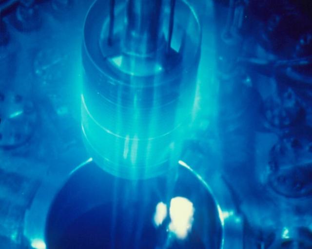Удивительные фото реактора без каких-либо спецэффектов (+видео)