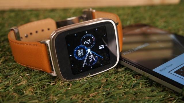 Не подскажете, который час? Smart-часы ASUS ZenWatch