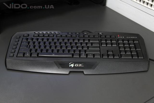 Обзор игровой клавиатуры Genius GX Imperator Pro: все цвета радуги