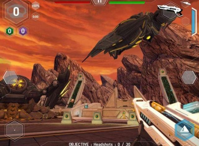 Создатель Halo представляет новую мобильную игру Midnight Star
