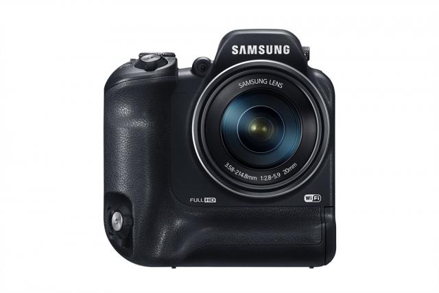 SMART-камера Samsung WB2200F со сверхдлиннофокусным объективом