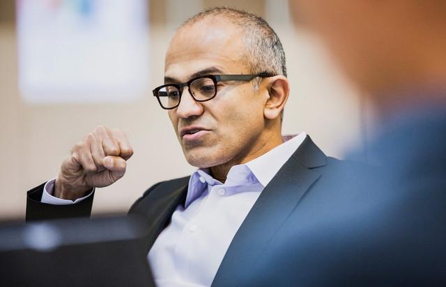 Наделла подтвердил уход двух ключевых руководителей из Microsoft