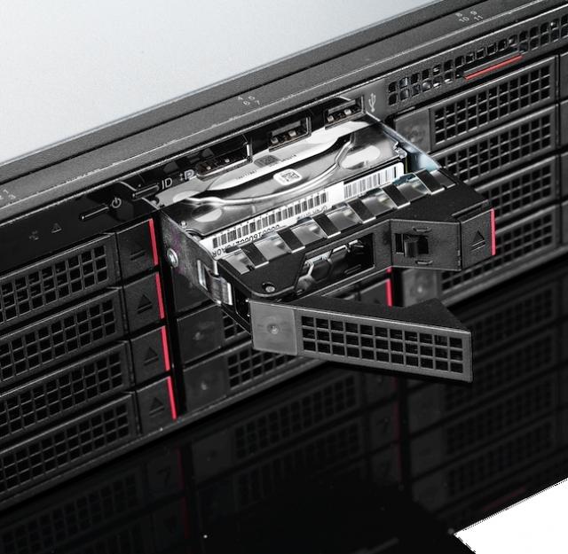Серверы Lenovo ThinkServer RD550 и RD650