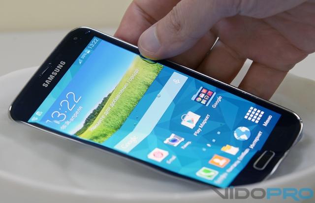 7 дней с Samsung Galaxy S5: общие впечатления