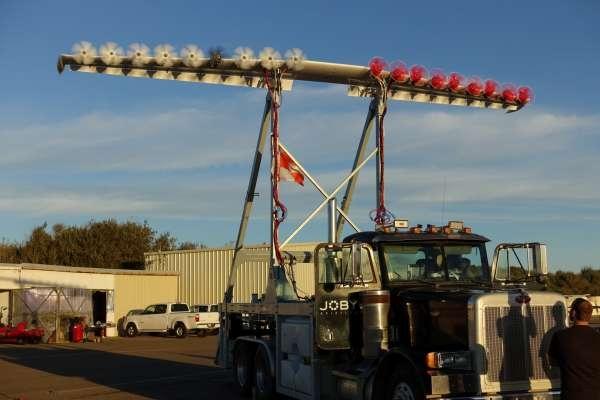 НАСА тестирует самолетные крылья с 18 двигателями
