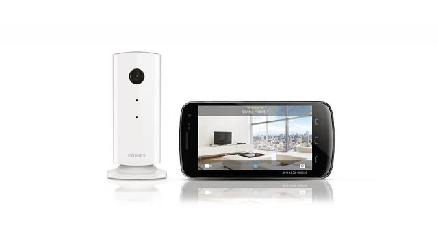 Обзор видеоняни Philips In.Sight B120S/10 и камеры наблюдения Philips M100E/12: все под контролем