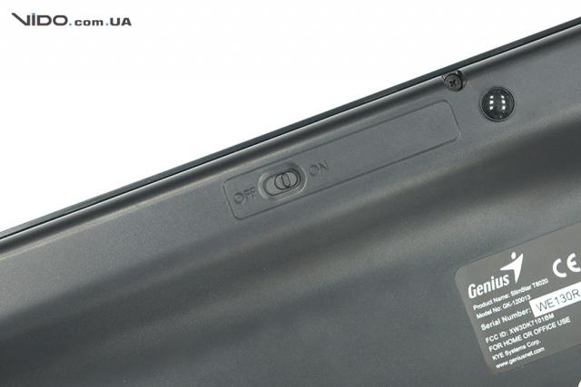 Обзор клавиатуры Genius SlimStar T8020: необычный ввод!