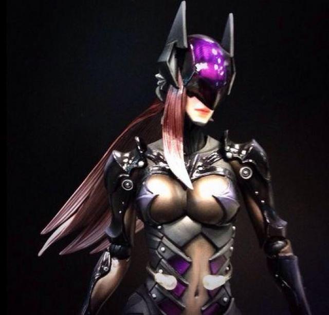 Как выглядит Железный Человек от студии Square Enix