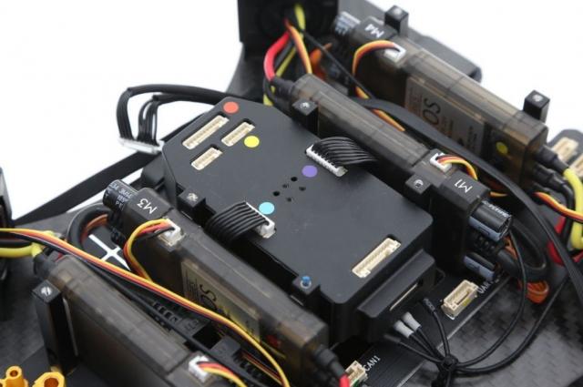 Экспериментальная система DJI помогает предотвращать столкновения дронов - залог безопасного воздушного движения