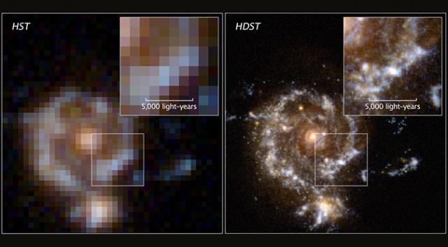 Астрономы уже планируют следующего преемника телескопа Хаббл