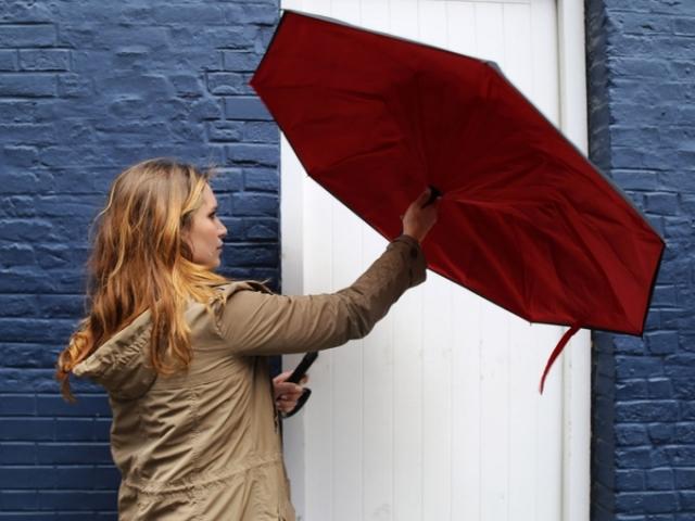 KAZbrellа – зонт, который не боится ветра