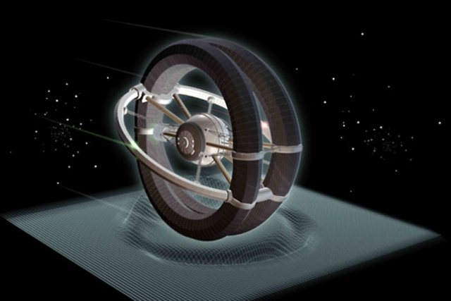 Дискуссионный квантовый двигатель будущего EM Drive для далеких космических полетов тестировался в НАСА