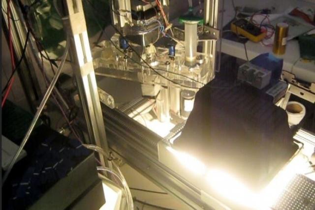 Как напечатать солнечную панель за 15 секунд