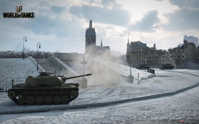 С ног на голову: в World of Tanks приходят гаражные бои
