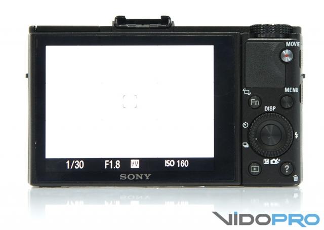 Фотокамера Sony Cyber-shot RX 100 II: инструмент для творчества