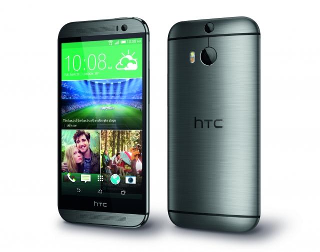 HTC One M8. Официально