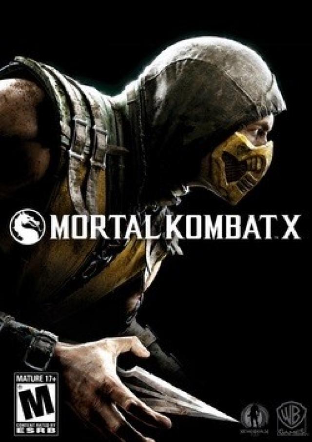 Выходящие в 2015: Mortal Kombat X