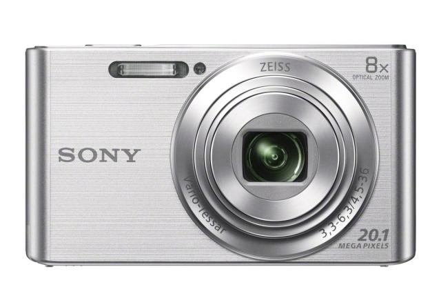 Новые камеры Cyber-shot W830 и W810: простое управление, обновленный дизайн, художественные опции