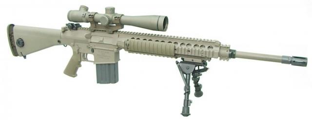 Интересное оружие сил Специальных Операций
