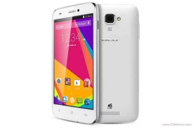 BLU представила тройку бюджетных смартфонов с поддержкой LTE