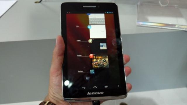 На планшеты Lenovo падают цены!