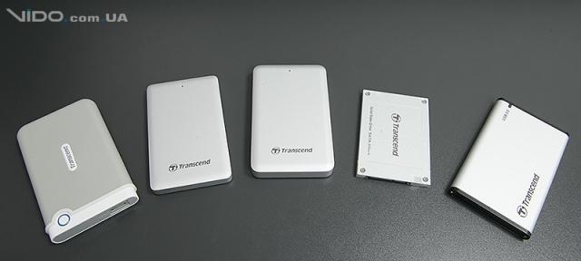 Сводный обзор накопителей Transcend StoreJet и JetDrive для Mac