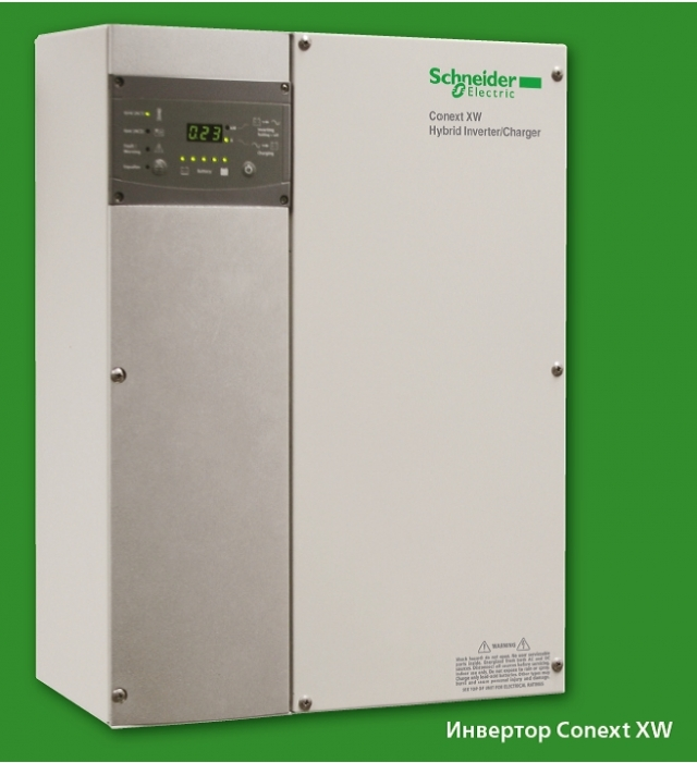 Инверторы Schneider Electric и Luminous