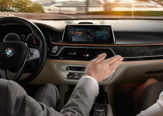 5 технологий BMW, которые выводят 7-ю серию на новый уровень