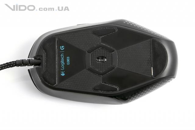 Обзор мышки Logitech G303 Daedalus Apex: разбуди зверя