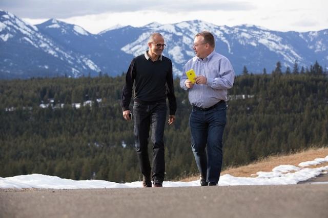 Удачи, Microsoft: продажи Nokia упали на 30%