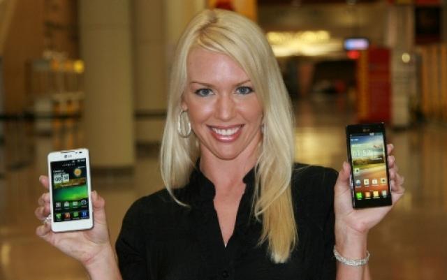 Впечатляющая линейка LTE-телефонов LG на CTIA 2012