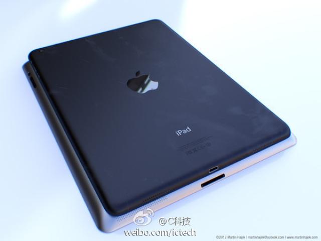 Макет iPad 5: чего следует ожидать?